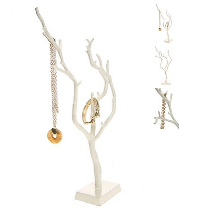 Tree Branch Necklace Holder