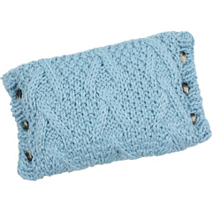 Blissliving Knit Button Pillow
