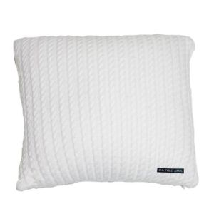 US Polo Assn Home Knit Pillow