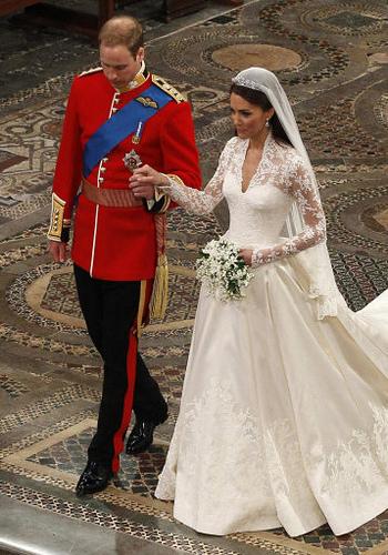 Kate Middleton's Wedding Gown