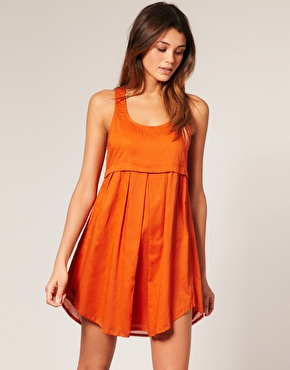 ASOS Swing Front Panel Sundress