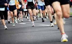 Groupon Half marathon 5K Chicago