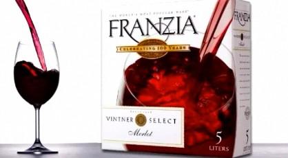 Franzia Skinny Wine