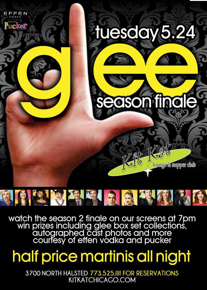Glee Kit Kat Lounge