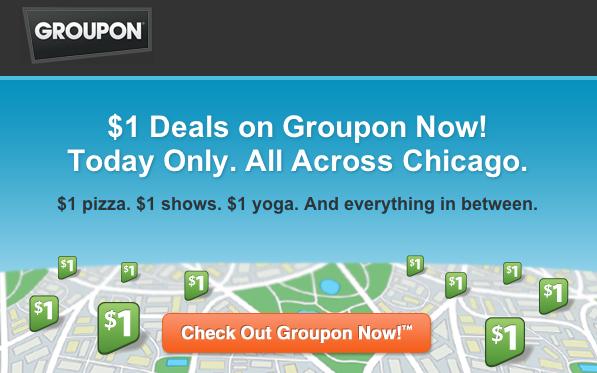 Groupon Now