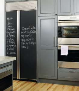 Chalkboard Fridge Paint