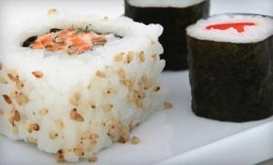 Ringo Sushi Groupon