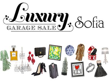 Luxury Garage Sale / Sofia
