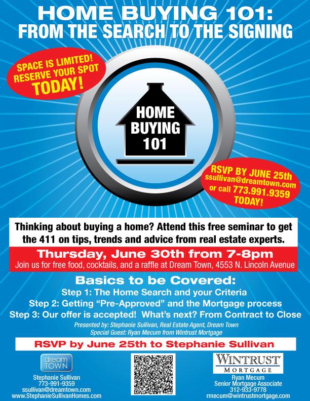Sullivan Home Buying 101