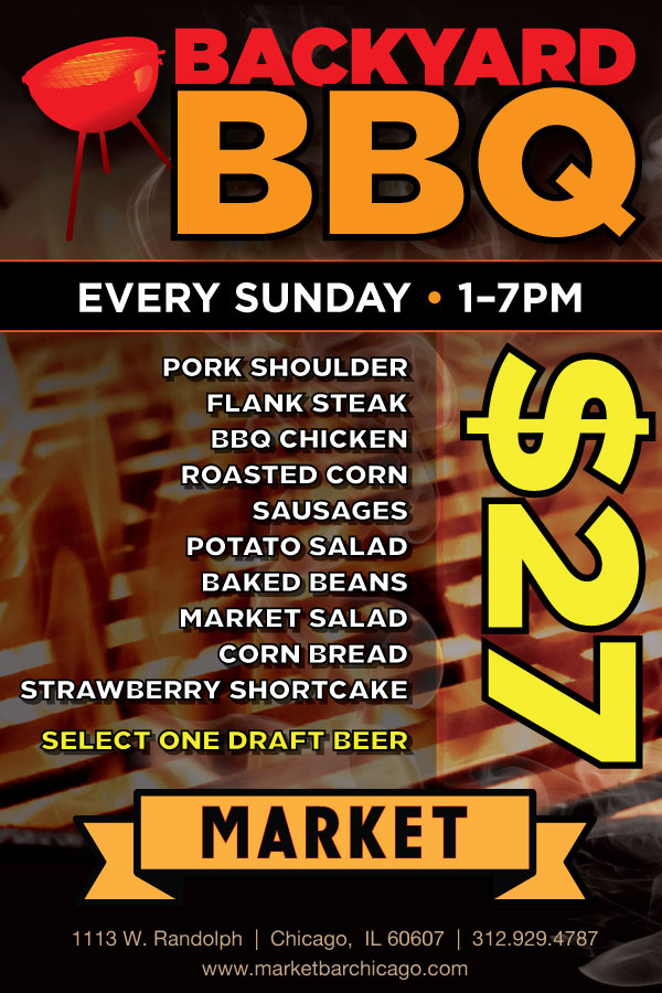 Market Sunday BBQ