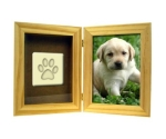 Gold Pet Frame