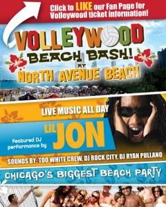 Volleywood Beach Bash