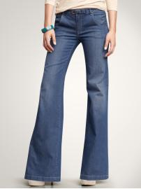 1969 mid-weight buckle trouser jeans