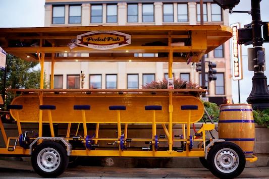Pedal Pub Chicago