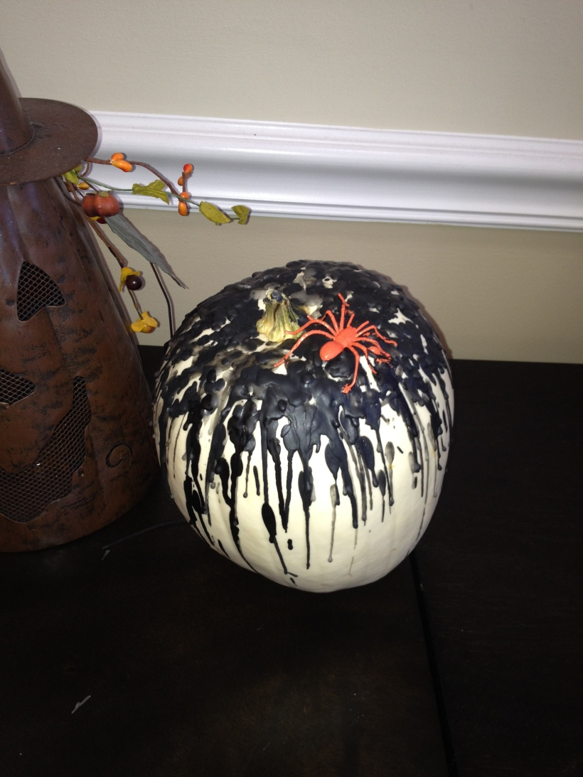 Crayon Melted Pumpkin