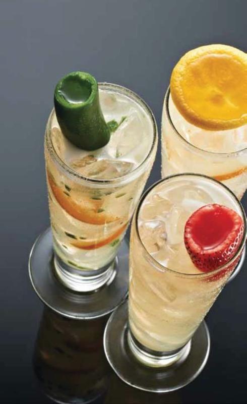 Cantina Laredo Low Cal Cocktails