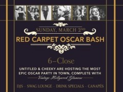 Red Carpet Oscar Bash