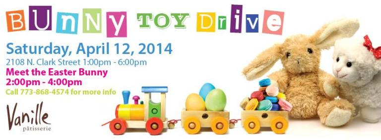 Easter Toy Drive