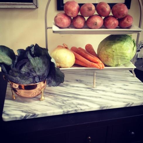Corned Beef And Cabbage Recipe (poorgirlsguidechicago.com)