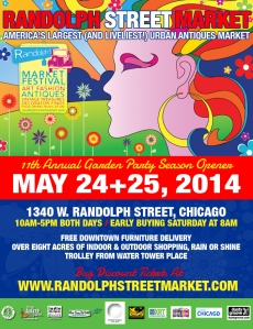Randolph Street Market 2014