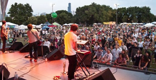 Wicker Park Green Music Fest