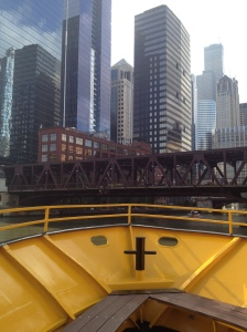 Chicago Water Taxi - Poor Girl's Guide Chicago